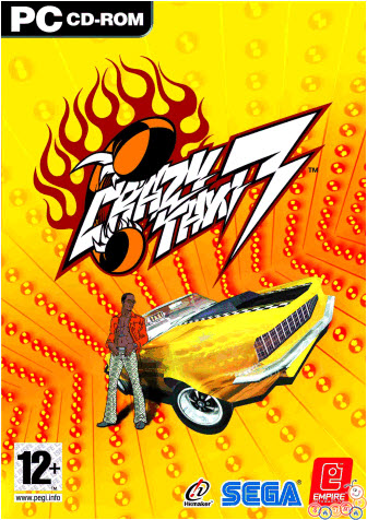 Crazy Taxi 3 [Games-Download.ucoz.com]
