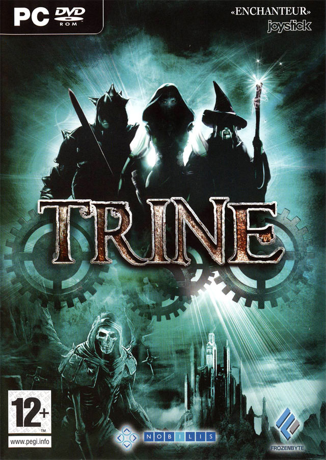 Trine [Games-Download.ucoz.com]